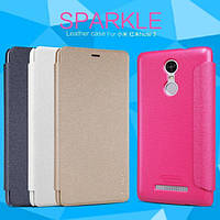 Чехол (книжка) для Xiaomi Redmi Note 3 Pro Nillkin Sparkle