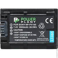 Аккумулятор PowerPlant Sony NP-FV100 (DV00DV1271)