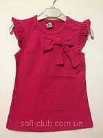 Детская одежда оптом Майка для девочек оптом, фото 1