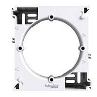 Коробка для наружного монтажа Schneider Electric Asfora Белая (EPH6100221)