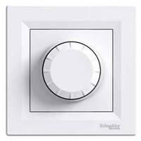 Светорегулятор проходной (диммер) Schneider Electric Asfora Белый (eph6400121)