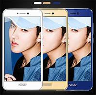 Защитное стекло для Huawei P8 Lite 2017 (на весь экран)