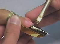 Наращивание гелем ногтей Винница. Выезд на дом
