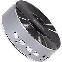 Мини bluetooth колонка BL KELING A5 серая для смартфона компьютера ноутбука музыкальная громкая универсальная, фото 2