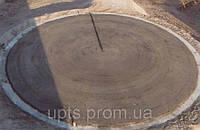 Устройство фундаментов по резервуары РВС400-10000 куб м.