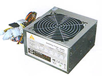 Блок питания, P460W N400W,  GF S460R, PCI-E, ATX