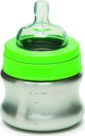 Бутылочка для кормления Kid Kanteen Baby Bottle Brushed Stainless 148 мл (8020000)