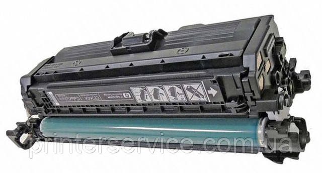 Cartridge HP CE260A (№647A) black для CLJ CP4025dn, CP4025n, CP4525dn, CP4525n, CP4525xh
