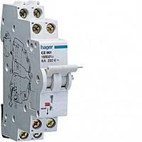 Блок-контакт CA и сигнальний контакт SD 230В/6А Hager (CZ001)