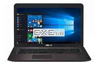 """Ноутбук ASUS X756UQ-T4332D 17.3"""" i3-7100U 8GB 1TB NVD940-2GB DOS Dark Brown (90NB0C31-M03690)"""