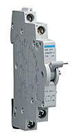 Добавочный контакт для автоматических выключателей Hager In=6А 1НЗ+1НВ 0,5м (MZ201)