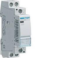 Контактор Hager 25A, 1НЗ, 230В, 1м (ESC126)