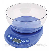 Кухонные весы с чашей ACS KE1 до 5kg, фото 2