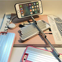Монопод, селфи-палка, чехол Stikbox (Стикбокс) 3 в 1, для iPhone 6+