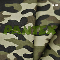 Ткань камуфлированная рип-стоп «Х-Б», «НАТО-мелкий»