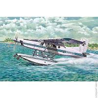 Модель Roden Pilatus PC-6 B2/H4 Turbo Porter, Floatplane (RN445)