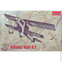 Модель Roden Heinkel He.51 B.1 (RN452)
