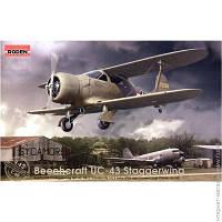 Модель Roden Beechcraft UC-43 Staggerwing (RN442)