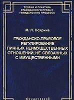 Нохрина М.Л. Гражданско-правовое регулирование личных неимущественных отношений, не связанных с имущественными