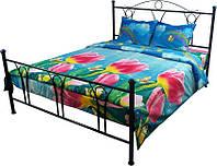Комплект постельного белья Руно микрофибра 175x215 (655.52Тюльпани)