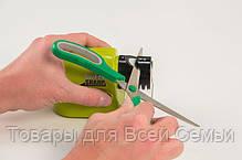 Электрическая Точилка для ножей SWIFTY SHARP Ножеточка, фото 2