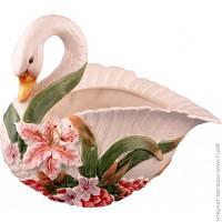 Кашпо Декоративное Lefard Лебедь 28см (59-440)
