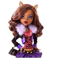 Школа монстров Кукла «Клодин Вульф» Clawdeen Wolf со своим питомцем котенком