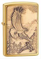 Зажигалка ZIPPO 20854 WHERE EAGLES DARE