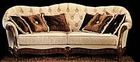 """Новый комплект мягкой мебели из Италии. Барокко Рококо """"Valentina"""". Цена указанна в описании."""