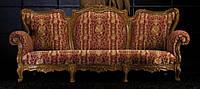 """Новый комплект мягкой мебели из Италии.Барокко Рококо """"Tosca"""". Цена указанна в описании."""