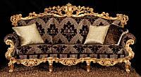 """Новый комплект мягкой мебели из Италии.Барокко Рококо """"Royal"""". Цена указанна в описании."""