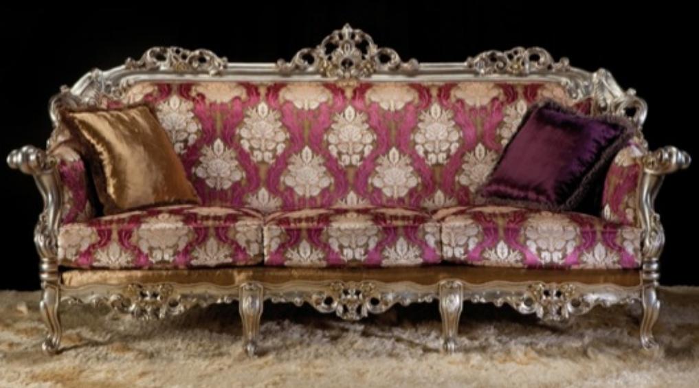 """Новый комплект мягкой мебели из Италии.Барокко Рококо"""" Principe"""". Цена указанна в описании."""