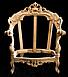 """Новый комплект мягкой мебели из Италии.Барокко Рококо"""" Principe"""". Цена указанна в описании., фото 3"""
