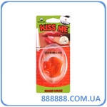 Ароматизатор Игрушка Zollex Air freshener Kiss Me Honey Peach губы оранжевые