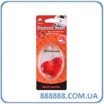 Ароматизатор Игрушка Zollex Air freshener Diamond Heart RockSamba сердце
