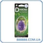 Ароматизатор Игрушка Zollex Air freshener Diamond Morning Fresh Бриллиант зеленый