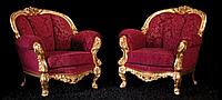 """Новый комплект мягкой мебели из Италии.Барокко Рококо """"Jolanda"""". Цена указанна в описании."""