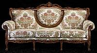 """Новый комплект мягкой мебели из Италии .Барокко Рококо """" Caramia"""".Цена указанна в описании."""