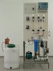 Установка обратноосмотической фильтрации УОФ-200 (200л/час)
