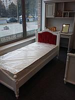 """Кровать детская из натурального дерева """"Принцесса"""""""