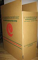 Гофротара и упаковка из картона.