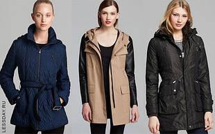 Куртки - зимние и демисезонные