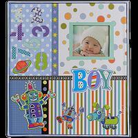 Детский фотоальбом для малыша на 80 фотографий, Цифры