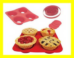 Силиконовая формочка для выпечки My Lil Pie Maker