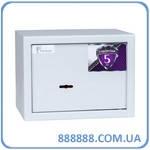 Мебельный сейф ключевой 3 кг БС-15К.7035 Ferocon
