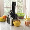 Мороженица Ice Cream Maker, Машинка Для Приготовления Мороженного Айс Крим Мейкер, фото 9