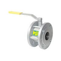 Кран фланцевый укороченный стандартнопроходной 11с42п Ду 100 (125/100) Breeze