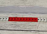 Резинка жилковая, белая, ширина 40 мм., фото 2
