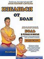 Анатолий Ситель Избавься от боли. Боль в руках и ногах (+ DVD-ROM)