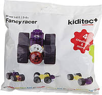 Конструктор Kiditec M-set Fancy Racer 1411, 21 деталь (3720)